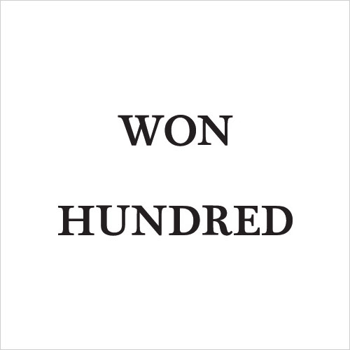 Won Hundred Promo Code